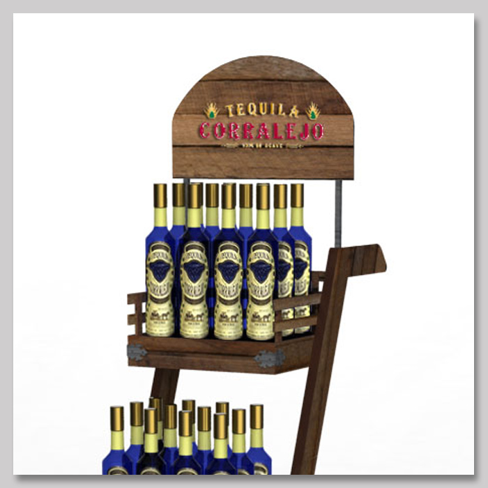 Tequila Cart