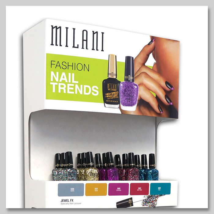 Milani Nails